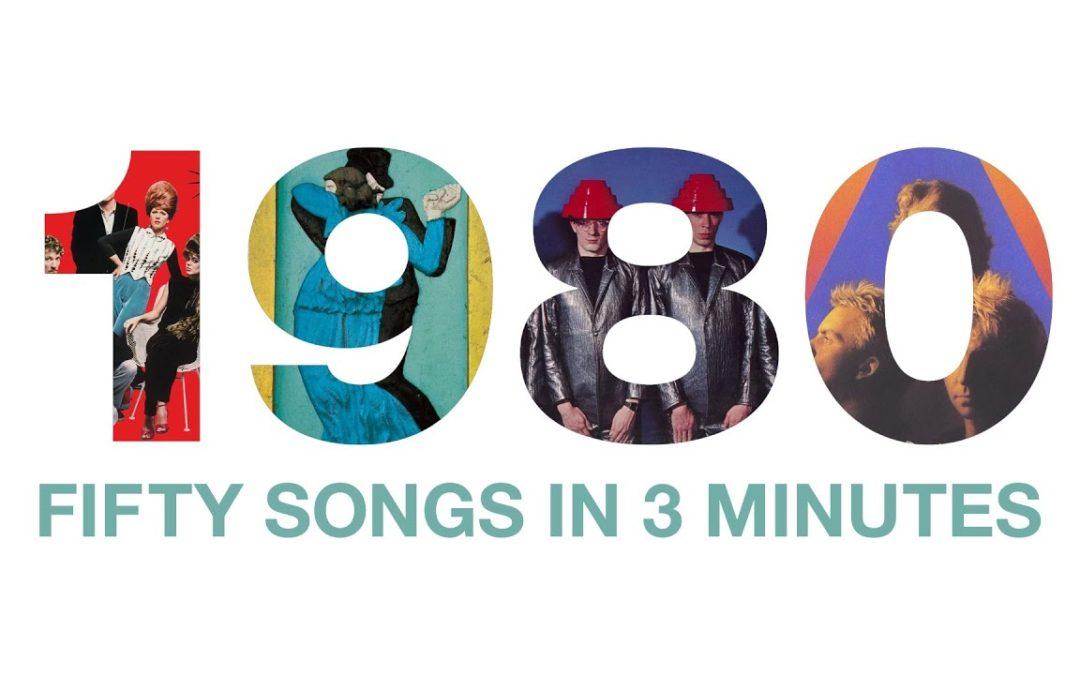 1980  50 Songs in 3 Minuten