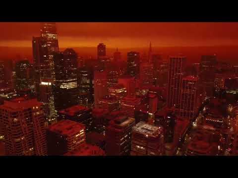 San Francisco wie im Science Fiction Film